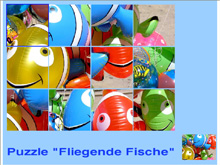 Das Fischpuzzle erfordert Kombinationsgabe Download